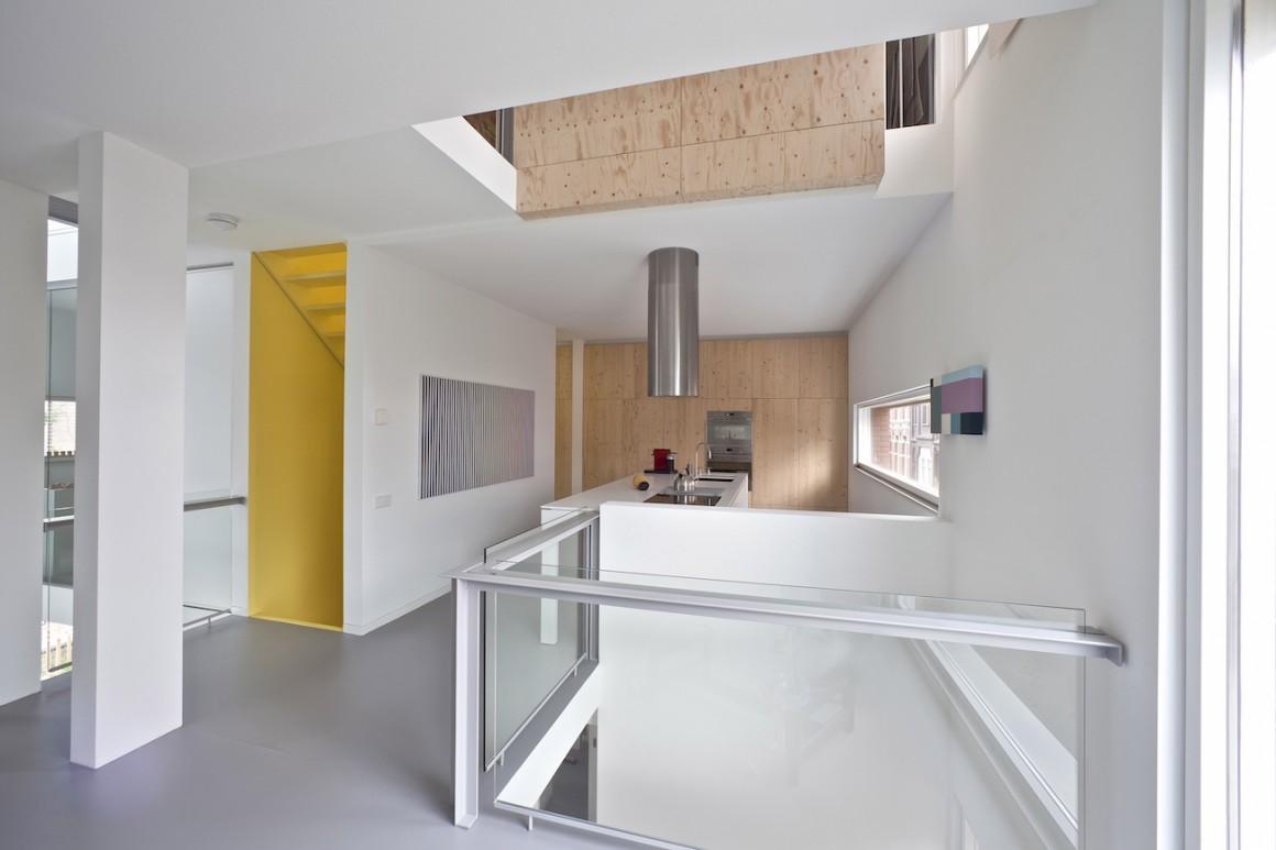 stadshuis_poststraat_tilburg_10 keuken vanaf eethoek