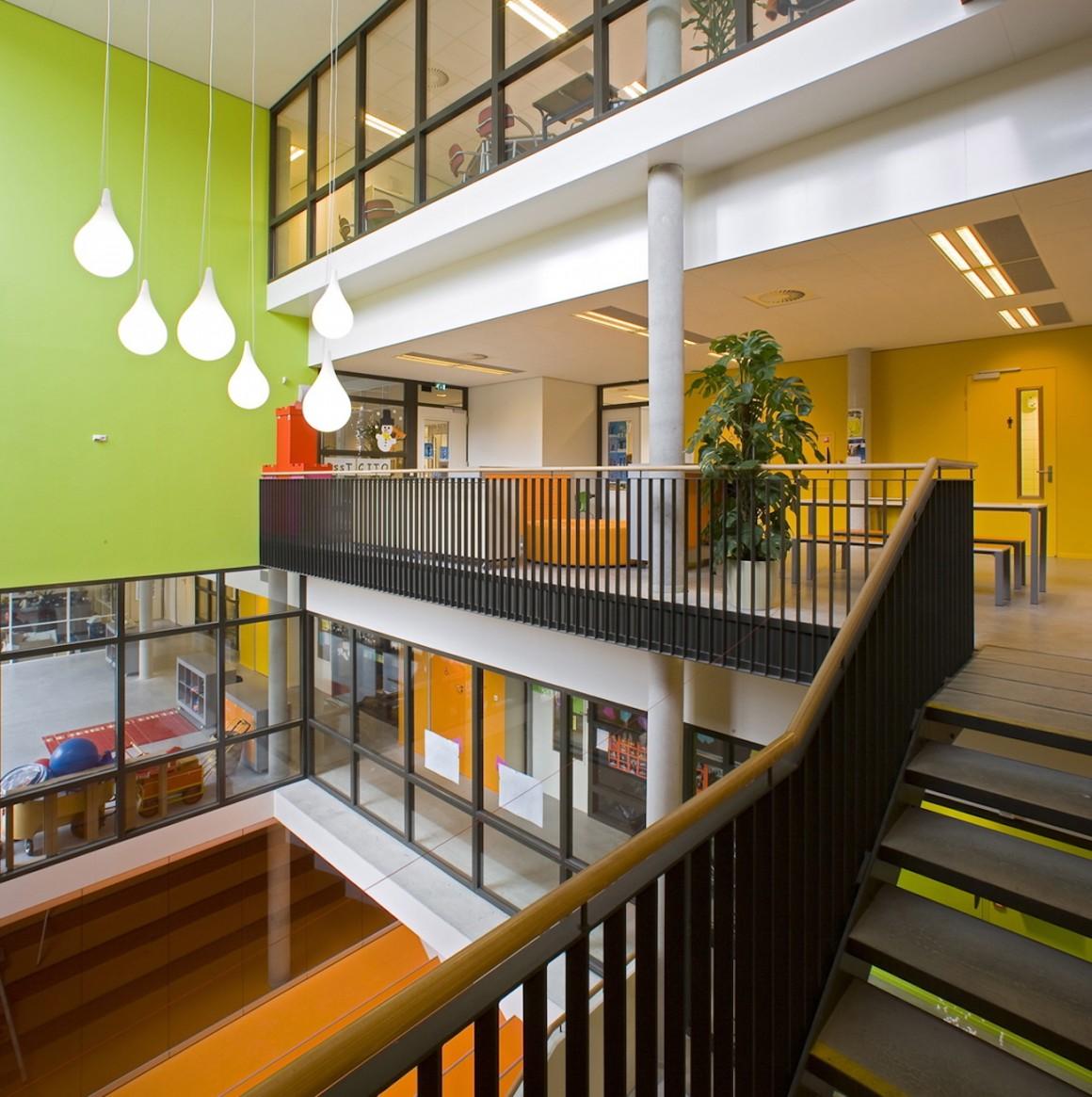 wijkaccommodatie_kruispunt_tilburg_4 vides, vier bouwlagen